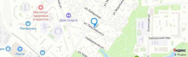 улица Леваневского
