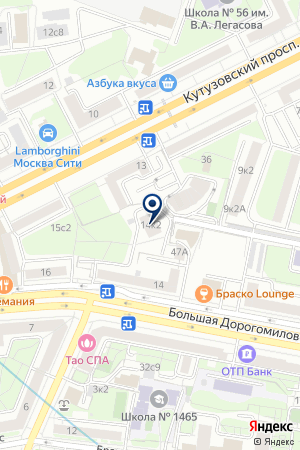 ПТФ ТИГЗАР на карте Москвы
