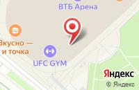Схема проезда до компании Хоккейные Технологии в Москве
