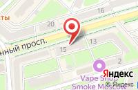 Схема проезда до компании Ваш ломбард в Подольске