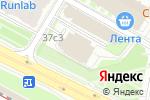 Схема проезда до компании Oriflame в Москве