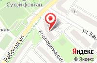 Схема проезда до компании Детство+ в Подольске
