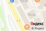 Схема проезда до компании Диджей Smash в Москве