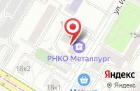 Схема проезда до компании ОптиМакс в Москве