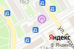 Схема проезда до компании Партнер-Элит в Москве