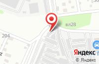 Схема проезда до компании Автоплюс в Подольске