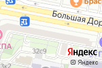 Схема проезда до компании Da Vita в Москве