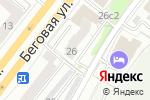 Схема проезда до компании Thai Pattara Spa в Москве