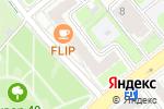 Схема проезда до компании А-Декор в Москве