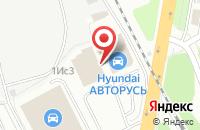 Схема проезда до компании Авторусь в Подольске