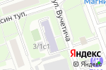 Схема проезда до компании Колледж архитектуры и строительства №7 в Москве