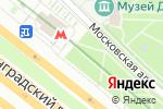 Схема проезда до компании Zamokhelper в Москве