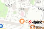 Схема проезда до компании Клиника Доктора Гришкяна в Москве