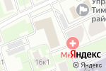 Схема проезда до компании Московский художественно-производственный комбинат в Москве