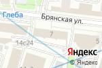 Схема проезда до компании КР Цифровая Мастерская в Москве