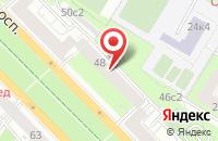 Схема проезда до компании Гиперштайн в Москве