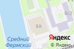 Схема проезда до компании Спираль в Москве
