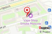 Схема проезда до компании Продовольственный магазин в Подольске