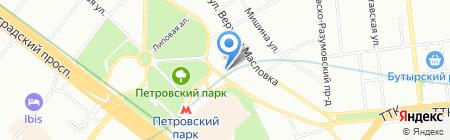 Gustatore на карте Москвы