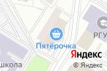 Схема проезда до компании Свой Доктор в Москве