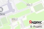 Схема проезда до компании Храм Дмитрия Донского в Москве