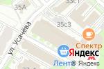 Схема проезда до компании DissHelp.ru в Москве