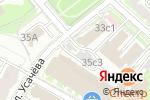Схема проезда до компании Статус КвО в Москве