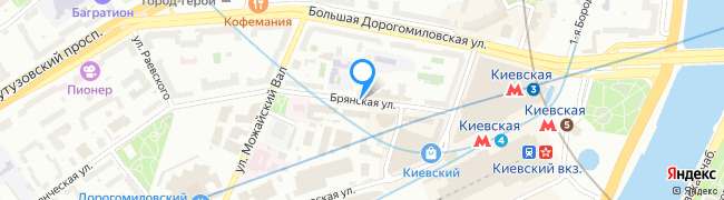 Брянская улица