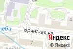 Схема проезда до компании Сандрс в Москве