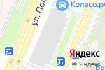 Схема проезда до компании Бутово-4 в Москве