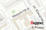 Схема проезда до компании ИнвестСтарт в Москве