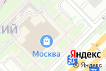 Схема проезда до компании Золотой ключик в Москве