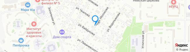улица Молокова