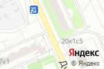 Схема проезда до компании Gazonov.com в Москве