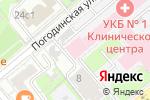 Схема проезда до компании МГМУ в Москве