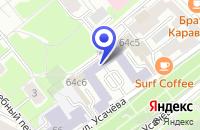 Схема проезда до компании НАУЧНО-ОБРАЗОВАТЕЛЬНЫЙ ЦЕНТР СИЛОН в Москве