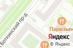 Схема проезда до компании ИДЕАЛ АВТО в Москве