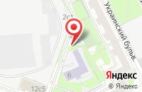 Схема проезда до компании Айтед в Москве