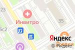 Схема проезда до компании Studio FLO в Москве