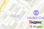 Схема проезда до компании РКС в Москве