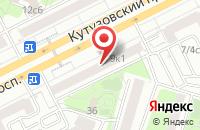 Схема проезда до компании Компания Морсби в Москве