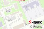 Схема проезда до компании Сторожка в Москве