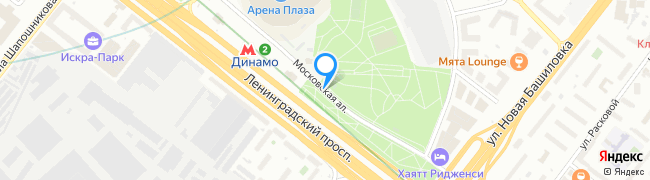 Московская аллея