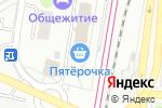 Схема проезда до компании Магазин игрушек в Щербинке