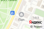 Схема проезда до компании Азбука Сервиса в Москве