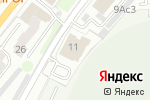 Схема проезда до компании Бега в Москве