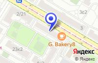 Схема проезда до компании МЕБЕЛЬНЫЙ МАГАЗИН СПА-ТОРГ в Москве
