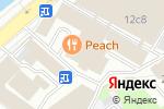 Схема проезда до компании S.H.E.L.K. в Москве