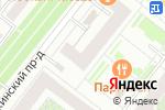 Схема проезда до компании Compas в Москве