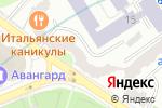 Схема проезда до компании ИМПОТЭК в Москве